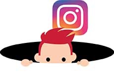 Instagram och barn